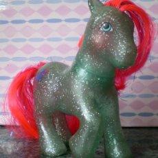 Moderne Puppen - Little Pony Sky Rocket Sparkle, años 80, Purpurina - 32998431