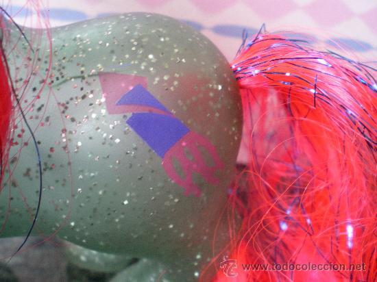 Muñecas Modernas: Little Pony Sky Rocket Sparkle, años 80, Purpurina - Foto 3 - 32998431
