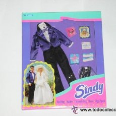 Muñecas Modernas: SINDY PAUL TRAJE PARA ANTIGUO HASBRO - ARTICULO NUEVO. Lote 33234321