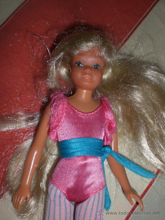 Muñecas Modernas: MUÑECA - SKIPPER - GIMNASTA - AÑOS 80 - Foto 2 - 34563592