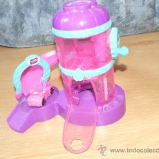 Muñecas Modernas: GARAJE PURPURINA DE POLLY POCKET.. Lote 34581150