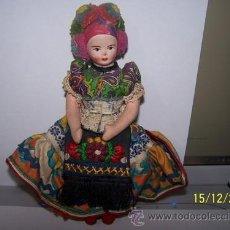 Muñecas Modernas: MUÑECAS DE TRAPO. Lote 34916772