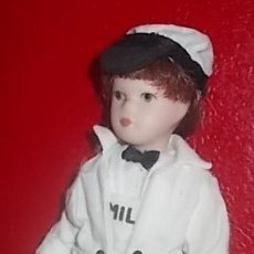 Muñecas Modernas: LOTE HARRODS - MUÑECA DE PORDELANA DE COLECCION - NUEVA. Lote 35721502