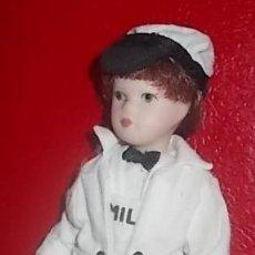 Muñecas Modernas: LOTE HARRODS - MUÑECA DE PORDELANA DE COLECCION - NUEVA. Lote 35721522