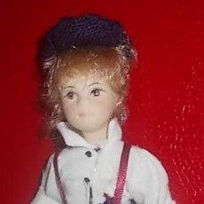 Muñecas Modernas: LOTE HARRODS - MUÑECA DE PORDELANA DE COLECCION - NUEVA. Lote 35721846