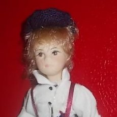 Muñecas Modernas: LOTE HARRODS - MUÑECA DE PORDELANA DE COLECCION - NUEVA. Lote 35721871