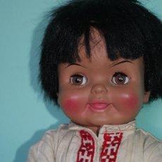 Muñecas Modernas: PRECIOSO MUÑECO ANTIGUO AÑOS 60 MARCA ELIZABETH . Lote 35728640