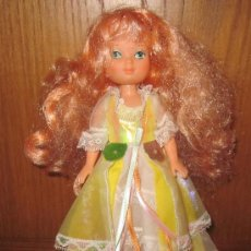 Muñecas Modernas: LADY TIRABUZONES,LADY LOVELY LOCKS MAIDEN CURLYCROWN,MATTEL. Lote 36248881