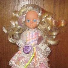 Muñecas Modernas: LADY TIRABUZONES,LADY LOVELY LOCKS,MATTEL. Lote 36393730