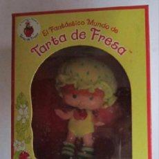 Muñecas Modernas: TARTA DE FRESA, BIZCOCHITO DE MANZANA, EN CAJA. CC. Lote 36997642