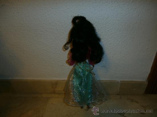 Muñecas Modernas: PRECIOSA PRINCESA JAZMINE DISNEY TAMAÑO BARBIE, 111-1 - Foto 4 - 37098344