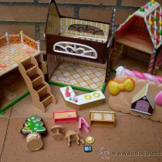 Muñecas Modernas: CASA DE CARAMELOS HELLO KITTY SWEET CANDY HOUSE. Lote 37252977