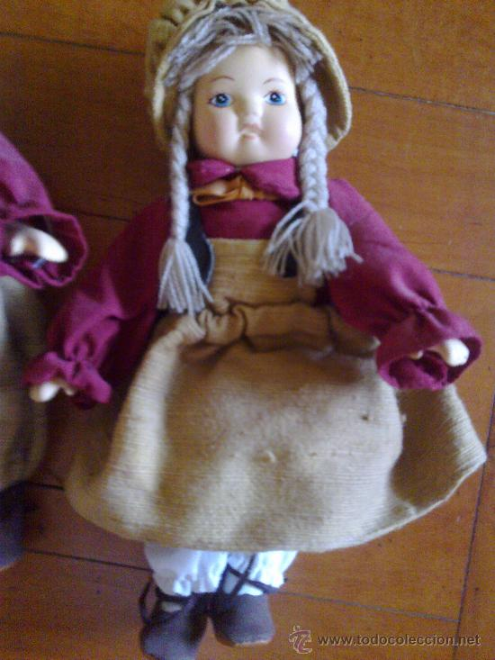 Muñecas Modernas: Preciosa pareja de muñecos - Foto 4 - 38387914