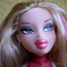 Muñecas Modernas: MUÑECA BRATZ DOLL MAGIC HAIR COLOR LEAH. Lote 141134652