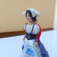 Muñecas Modernas: ANTIGUA MUÑECA REGIONAL ITALIANA (MONTECASSINO). Lote 38908871