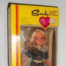 Muñecas Modernas: MUÑECA SINDY DE MARX TOYS, NUEVA EN CAJA. Lote 39071333