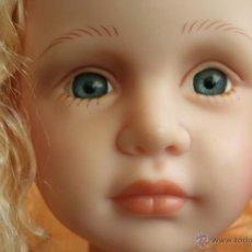 Muñecas Modernas: ENORME MUÑECA RUBIA MUY REAL. Lote 39416900