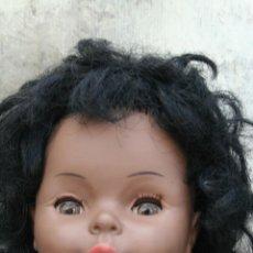 Moderne Puppen - antigua muñeca francesa negrita o negra marca bella - 39720169