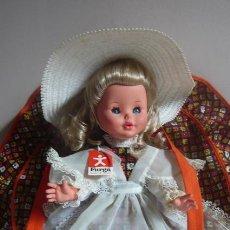 Muñecas Modernas: MUÑECA FURGA ITALIANA CON ETIQUETA. Lote 39765065