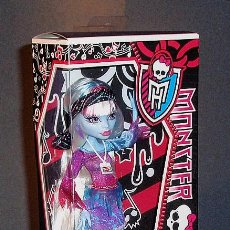 Moderne Puppen - Muñeca MONSTER HIGH: ABBEY BOMINABLE - 40278526