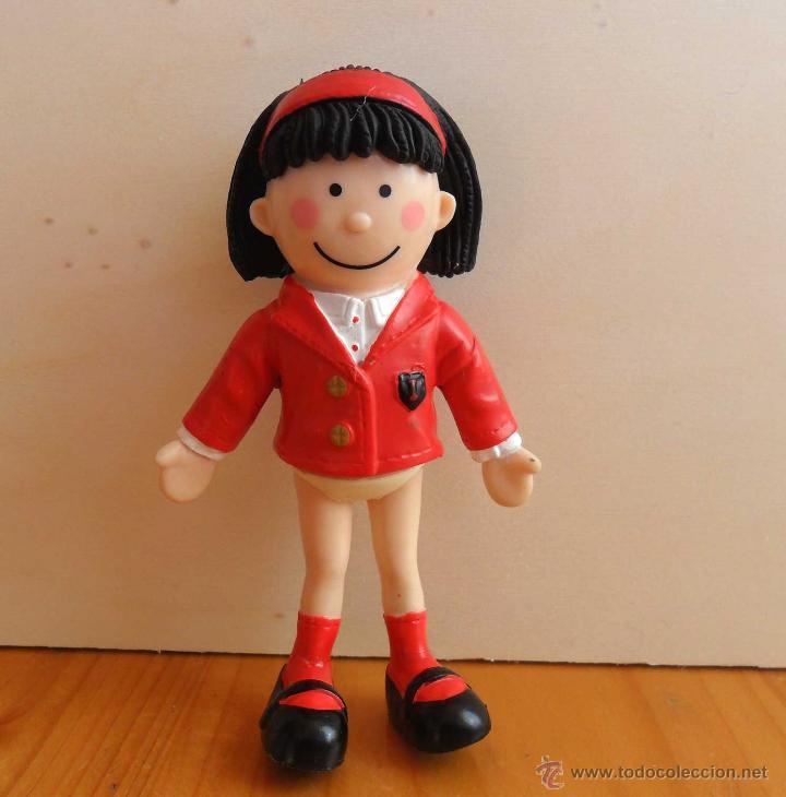 muñeca goma, rebeca, casa muñecas, muñequita im - Comprar Otras ...