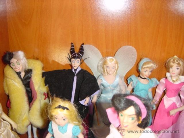 Muñecas Modernas: MUÑECAS PRINCESAS DISNEY - Foto 2 - 41029162