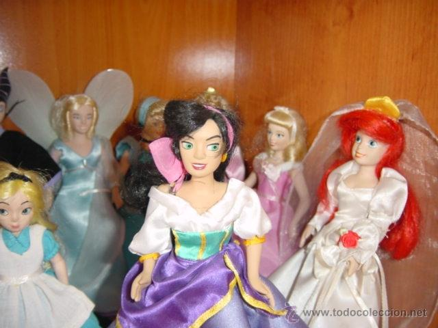 Muñecas Modernas: MUÑECAS PRINCESAS DISNEY - Foto 3 - 41029162