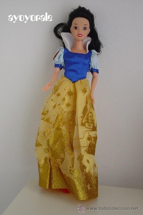 Muñecas Modernas: Lote 2 muñecas princesas Disney de Simba: Cenicienta y Blancanieves - Foto 2 - 41051953