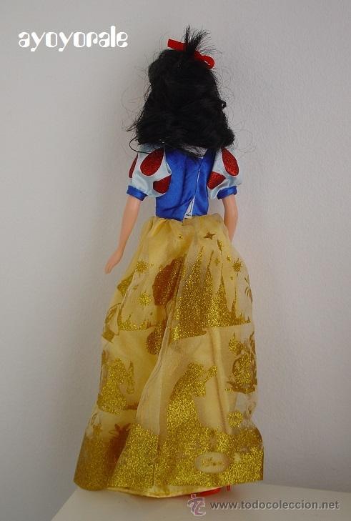 Muñecas Modernas: Lote 2 muñecas princesas Disney de Simba: Cenicienta y Blancanieves - Foto 3 - 41051953