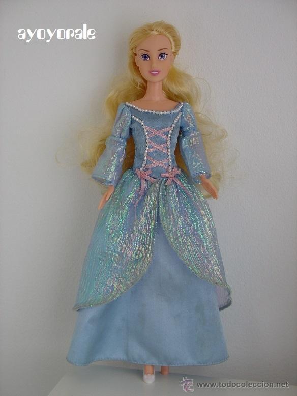 Muñecas Modernas: Lote 2 muñecas princesas Disney de Simba: Cenicienta y Blancanieves - Foto 4 - 41051953