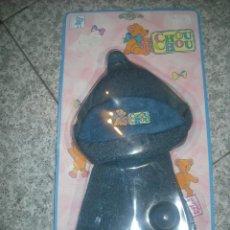 Muñecas Modernas: GORRITO PARA LITTLE CHOU CHOU - NUEVO EN SU BLISTER DE ZAPF CREATION - DESCATALOGADO. Lote 41731480