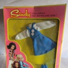 Muñecas Modernas: VESTIDO SINDY FLOR, REF 600, EN CAJA. CC. Lote 42120085