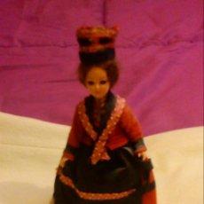 Muñecas Modernas: TÍPICA MUÑECA DE CELULOIDE DE RUSIA. Lote 42367867