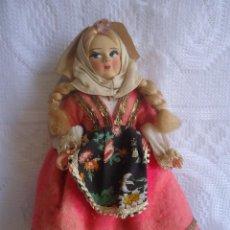 Muñecas Modernas: MUÑECA REGIONAL EUROPEA-VERONA- MUÑECA REGIONAL EUROPEA MARCA VERONA. Lote 42525194
