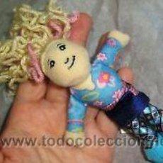 Muñecas Modernas: MUÑECA DE TRAPO GROOVY GIRLS BURGER KING 2006. Lote 42757423