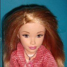 Muñecas Modernas: MUÑECA TEEN TRENDS DE MATTEL DEONDRA 2004 TOTALMENTE ARTICULADAS. Lote 90374054
