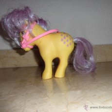Moderne Puppen - PONY - PRECIOSO Y BONITO MI PEQUEÑO PONY AÑO 1982 HASBRO MADE IN CHINA 111-1 - 43143166