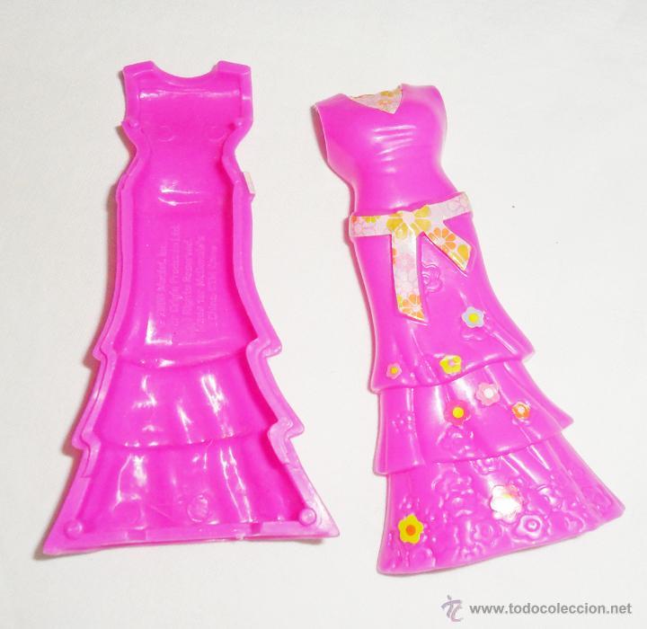 vestido plastico de fiesta, para muñeca polly p - Comprar Otras ...