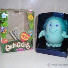 Muñecas Modernas: CUCHI CUCHIS PAPA LUZ DE HASBRO 1986 CON SU CAJA - NUEVO. Lote 222828115