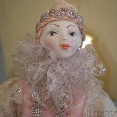 Muñecas Modernas: BONITA MUÑECA DE PORCELANA DE RAMÓN INGLES, R.INGLES. Lote 43720805