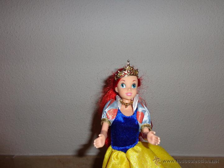 Muñecas Modernas: DISNEY - BONITA MUÑECA PRINCESA ARIEL DISNEY EN MUY BUEN ESTADO GENERAL, 111-1 - Foto 3 - 44009543
