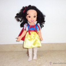 Muñecas Modernas: DISNEY - BONITA MUÑECA BLANCANIEVES DISNEY MIDE 39 CM AÑO 2002 VESTIDA DE ORIGEN, 111-1. Lote 44228794