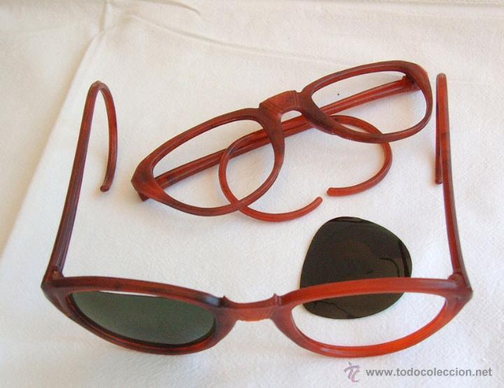 antiguas gafas de plástico-1958- para disfraces - Comprar Otras ...