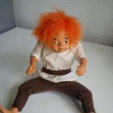 Muñecas Modernas: MUÑECO ELFO DE LOS BOSQUES .SELLADO C. T.T.1995 MAD CHINA PARA COLECION. Lote 44662819