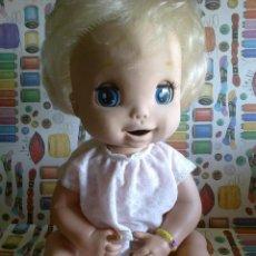 Muñecas Modernas: BABY - ALIVE DE HASBRO 2006 INTERACTIVA. Lote 44814707