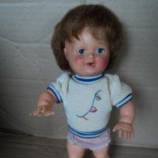 Muñecas Modernas: ANTIGUA MUÑECA DE LA MARCA FRANCESA BELLA - MODELO BELLA DEPOSEE - AÑOS 60 - VER DESCRIPCION. Lote 45204965