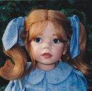 Muñecas Modernas: GIANNA DISEÑADA POR ELISABETH LINDNER PARA GOTZ. EDICIÓN LIMITADA. Lote 46512068