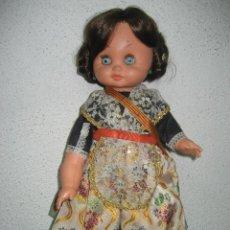 Muñecas Modernas: MUÑECA DE TRAJE REGIONAL. Lote 46755976