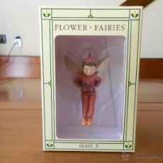 Muñecas Modernas: HADAS DE LAS FLORES, FLOWER FAIRIES SERIE X DE CICEL Y MARY BAKER. Lote 46834396