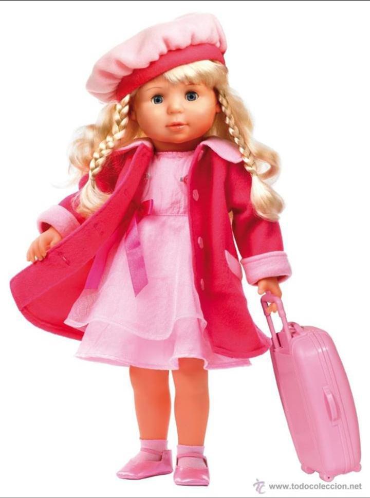 muñeca interactiva 43c8a91f3c03